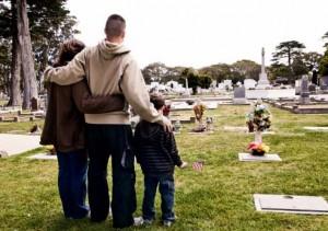 niños superar muerte